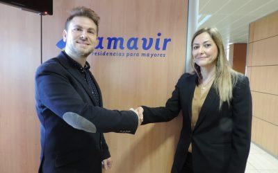 Sermade consolida su presencia en el sector residencial con la firma de un convenio con Amavir