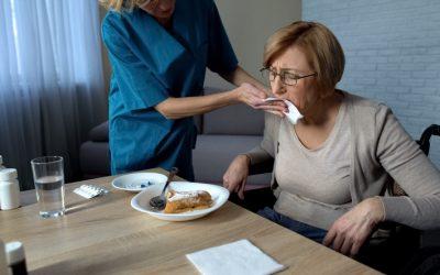 Disfagia y personas mayores