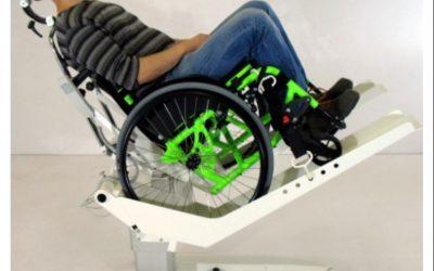 Sermade cuenta con un gabinete odontológico específico para atender a personas usuarias de sillas de ruedas