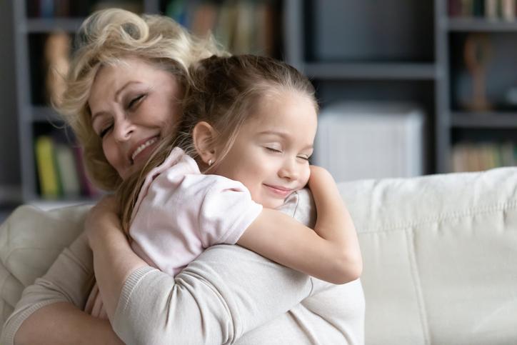 Los abuelos, transmisores de valores