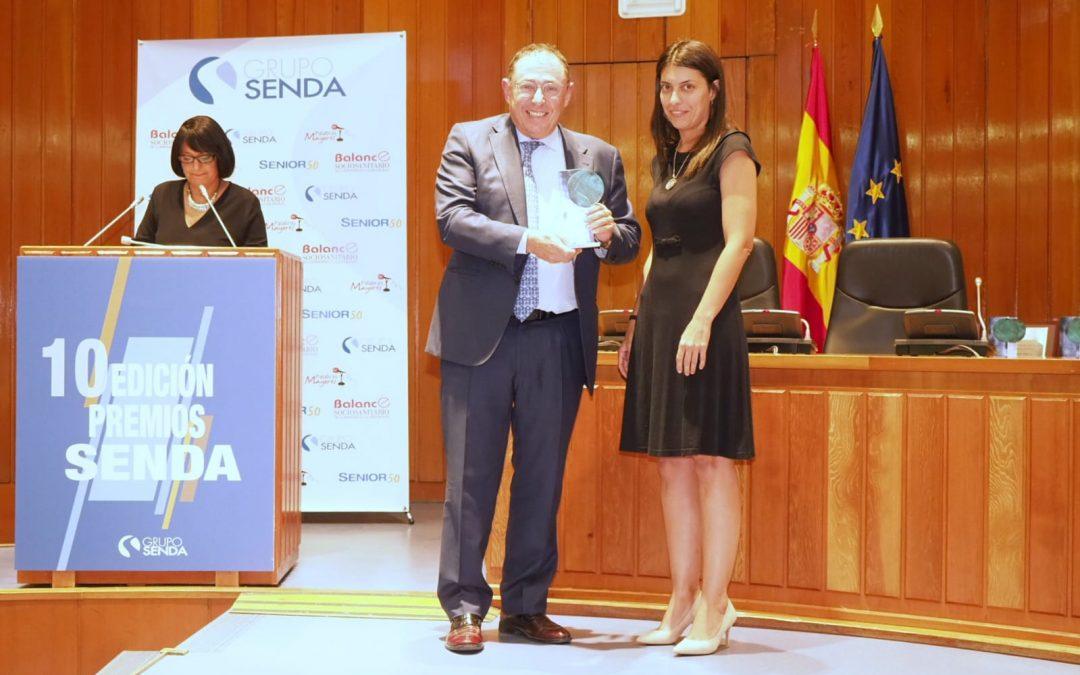 Sermade entrega el Premio»Salud y Bienestar» a Fhoemo