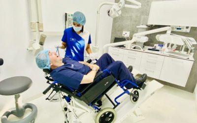 Sermade apuesta por la sedación consciente en tratamientos odontológicos complejos